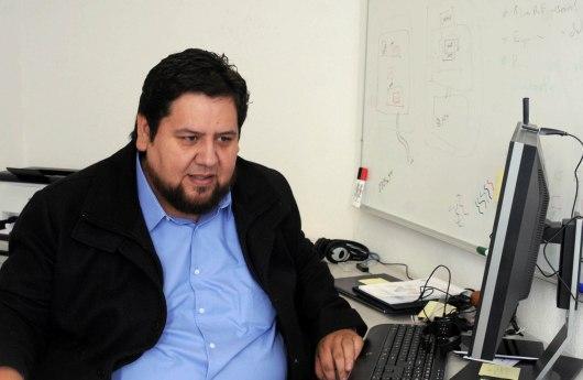 Investigador Benjamín Morales Ruiz