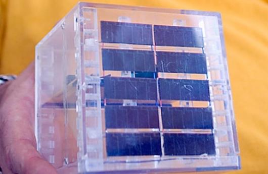 Minisatélite Cubesat