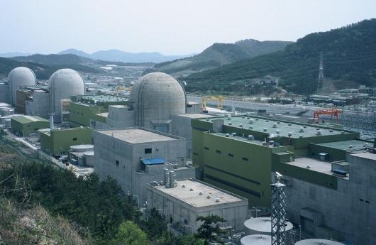Central nuclear Hanbit