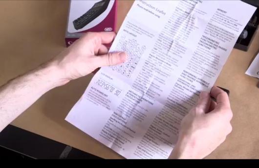 Unboxing de calculadoras