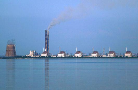 Central nuclear Zaporizhzhia