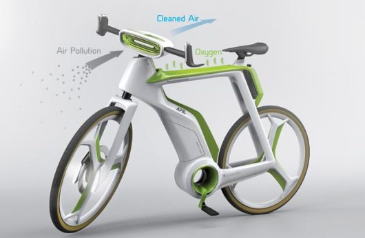 Bicicleta de Lightfog Creative