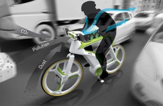 Bicicleta de Lightfog Creative