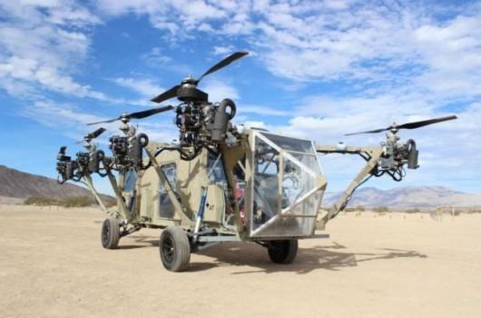 Dron Panther