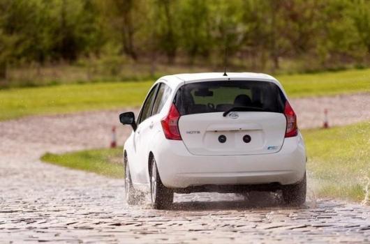 Nissan y su auto que no se ensucia