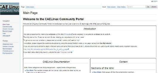 CAELinux