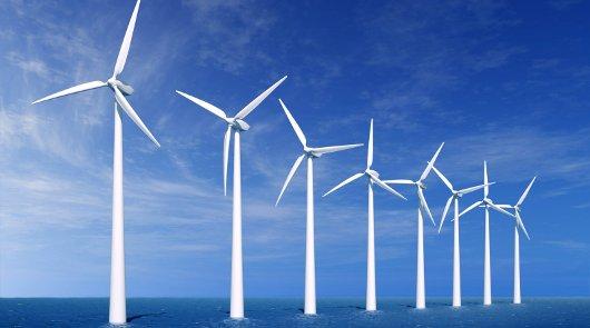 Energía renovable eólica