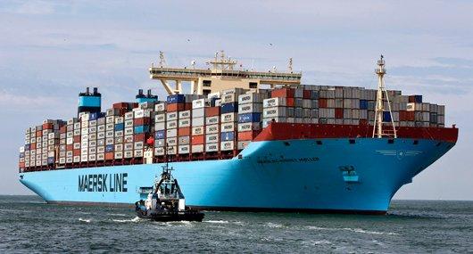 Mary Maersk